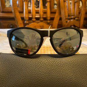 Under Armour Round Black Sunglasses Empliee NWT